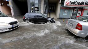 POTOP U TRENU Pljusak i grad paralisali Beograd, sledi NOV TALAS