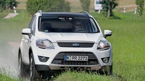 Ford Kuga: czy pokonał bezawaryjnie 100 tys. km