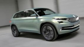 Skoda Vision S - koncept nowego SUV-a