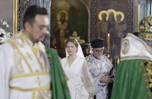 Spoj tradicije i modernog u venčanici