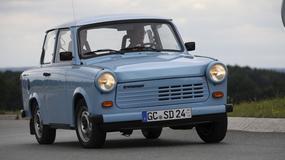 Trabant 1.1 - takie auto też może być kultowe