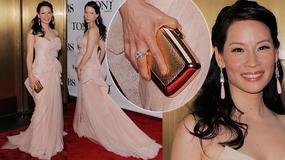 Anielska Lucy Liu na Tony Awards!