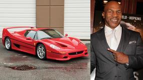 Ciekawostka z ogłoszenia: Ferrari F50 Mike'a Tysona
