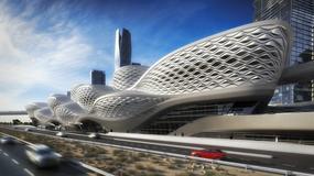 Futurystyczna i luksusowa stacja metra w stolicy Arabii Saudyjskiej