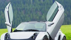LSD Smart Roadster: ręce do góry