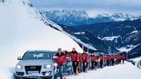 Wielki test zimowy: sprawdziliśmy które auto jest najlepsze na śniegu