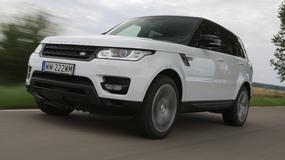 Land Rover Range Rover Sport: tak jeździ arystokracja