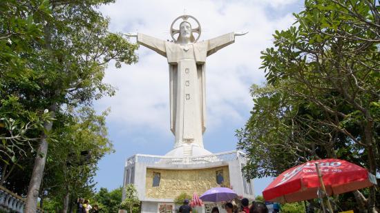 Christ of Vũng Tàu, Vietnam [tripadvisor]