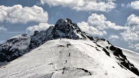 Kwiecień, czyli zima w Tatrach - wycieczka na nartach w ramach projektu Bezpieczny Skituring