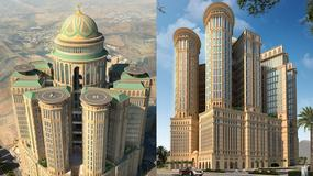 Największy hotel świata powstanie w centrum Mekki w Arabii Saudyjskiej