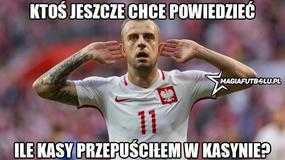 Pogrom w Erywaniu! Polska wygrywa z Armenią 6:1. Memy po meczu