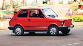 Fiat 126p Maluch - Długowieczny maluch