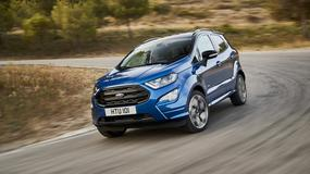 Ford EcoSport - model po liftingu trafi do Polski