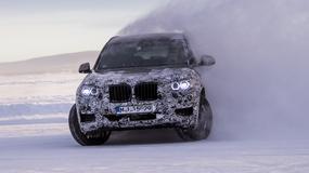Nowe BMW X3 w fazie ostatnich testów