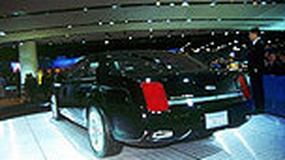 Wystawa samochodowa Detroit 2003