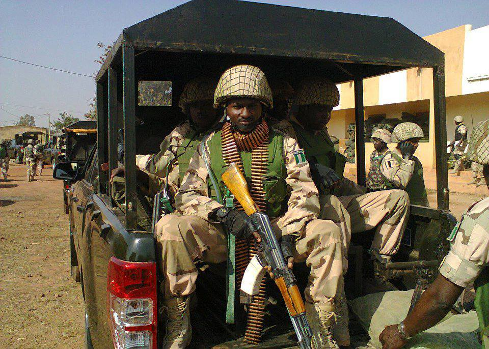 Nigerian Army troops kill 11 Boko Haram terrorists in Adamawa