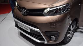 Toyota ProAce Verso - do różnych zadań (Targi Genewa 2016)