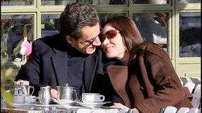 Carla Bruni i Nicolas Sarkozy obchodzą piątą rocznicę ślubu