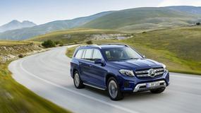 Mercedes GLS: lifting i nowa nazwa