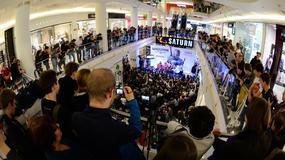 Nocna premiera Wiedźmina 3: Dzikiego Gonu przyciągnęła tłumy fanów