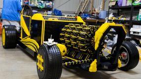 Hot-rod z LEGO – niezwykły projekt z Rumunii