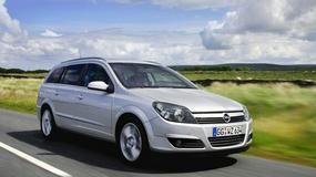 Opel Astra III Wagon