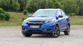 Honda HR-V 1.5 i-VTEC – szybko ją polubisz