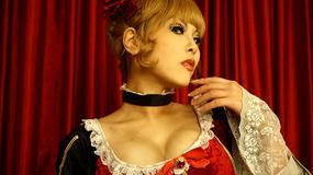 Azjatycka mistrzyni cosplayu