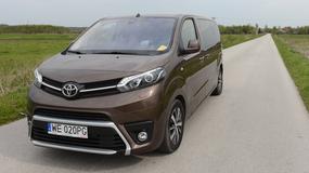 Toyota Proace Verso – test długodystansowy (cz. 5)