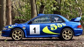 Impreza WRC sprzedana za 1,1 mln zł