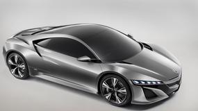 Honda NSX powróci do 2015 roku
