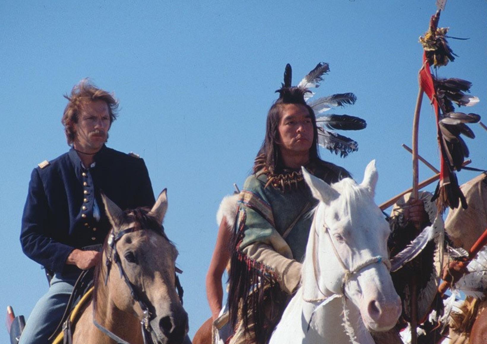 Farkasokkal táncoló – A fehér indián története - Blikk