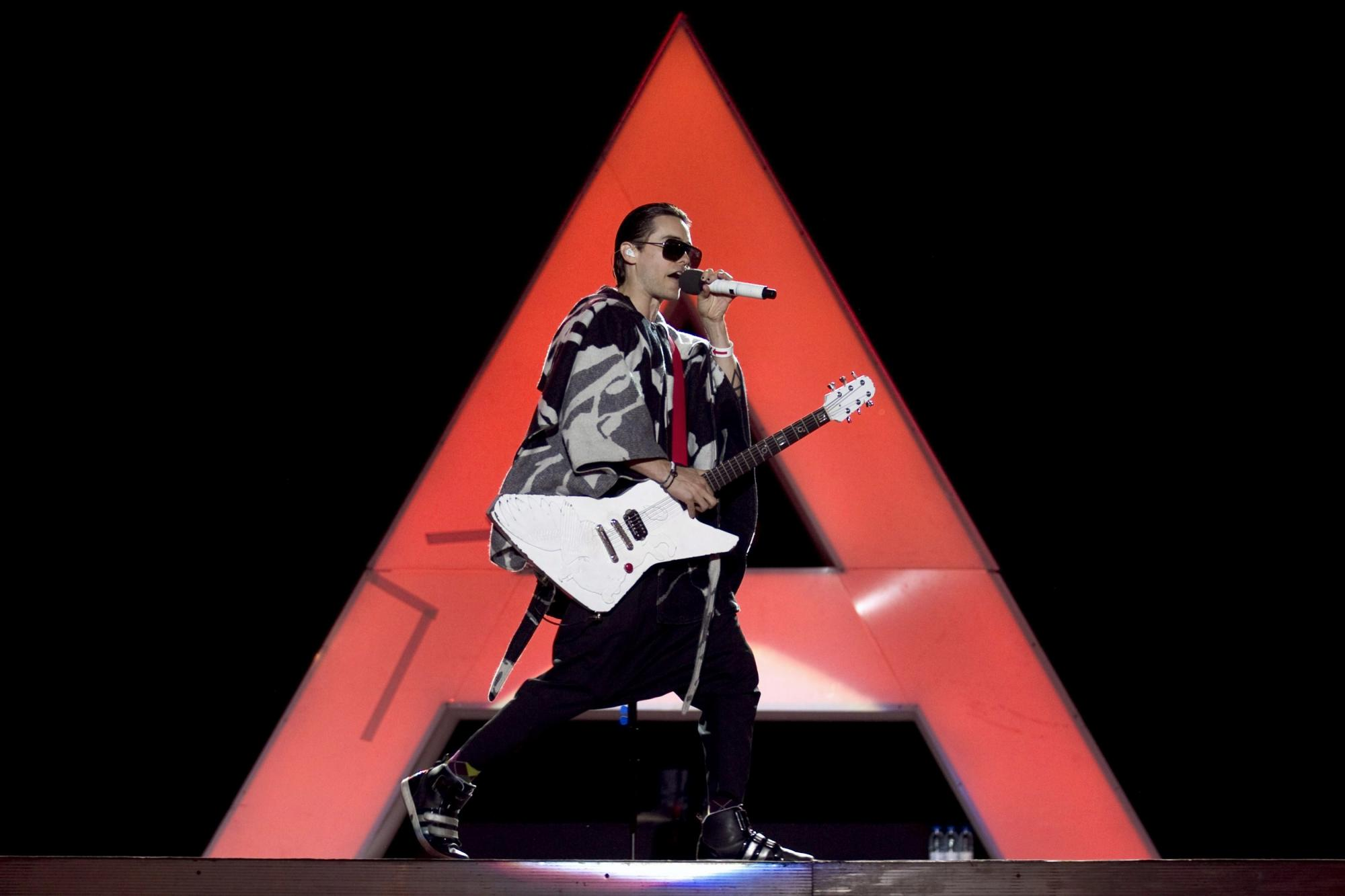 30 Seconds To Mars promuje nowy album