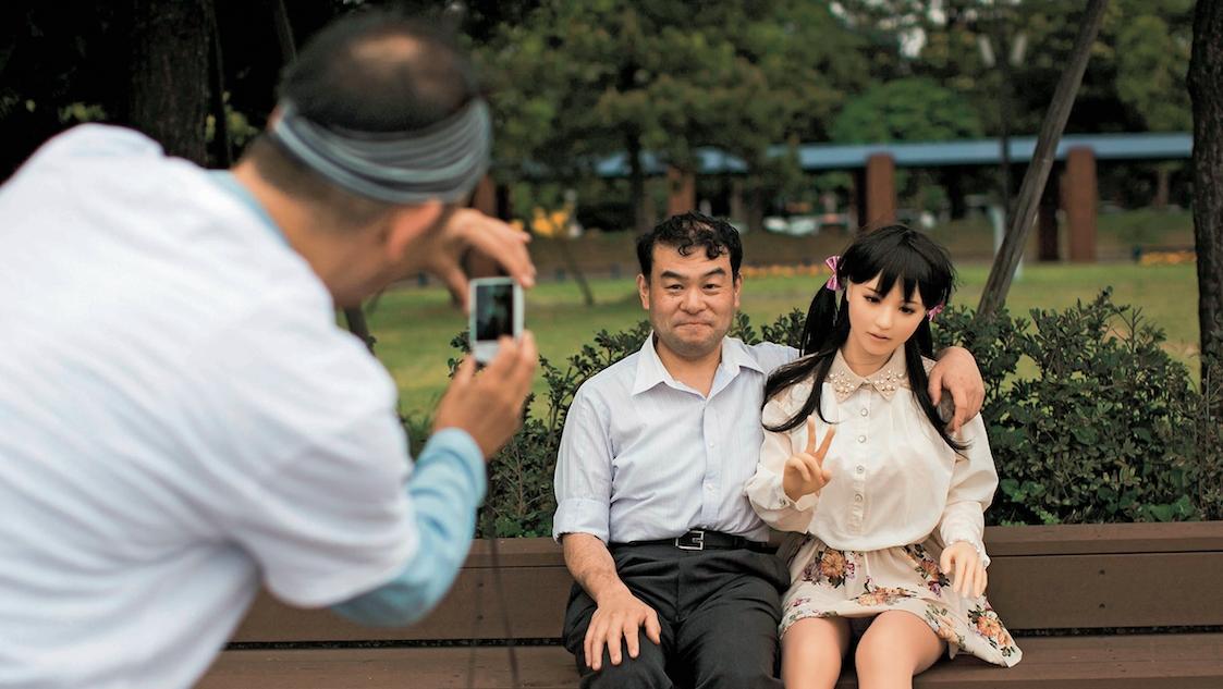 randki zachodnie w Japonii