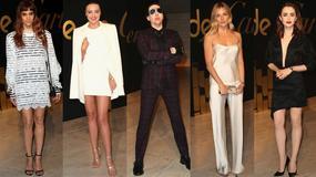 Długonoga Miranda Kerr, piękna Sienna Miller i brzydki Marilyn Manson na imprezie
