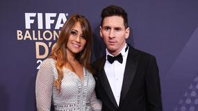 Gwiazdy na Gali Złotej Piłki! Nagroda w rękach Messiego