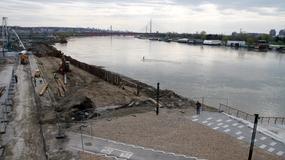Štrafta dobija još 488 metara: Pogledajte kako teku radovi na Sava promenadi