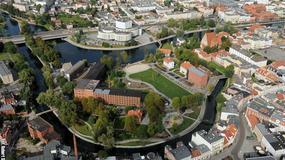 Niezwykła wyspa w sercu 350-tysięcznego polskiego miasta