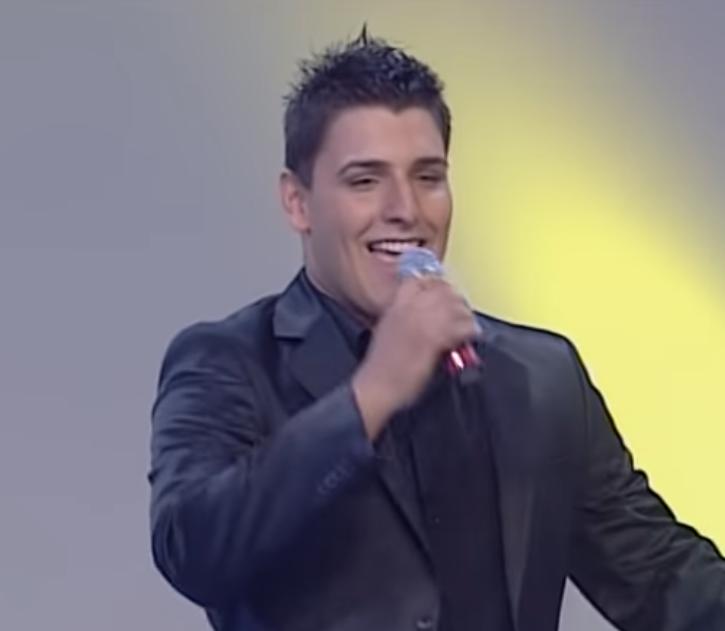 Darko Lazić pre deset godina