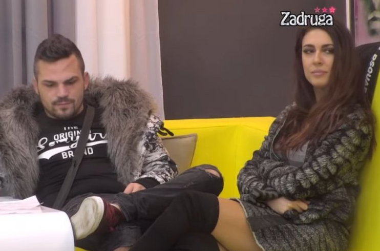 """Ivana Krunić je u """"Zadruzi"""" sa Banetom Čolakom, a ovo je njen bivši dečko koji je sin Čede Čvorka! FOTO"""