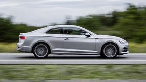 Audi A5/S5 coupé - więcej charakteru