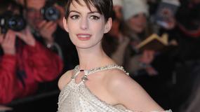 Anne Hathaway wyglądała olśniewająco!