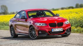 BMW 230i Coupe Performance - wygląd wymaga poświęceń   TEST