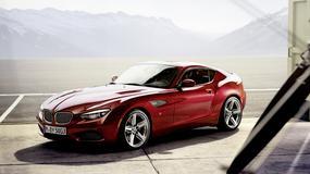 BMW Zagato Coupe: z pasji do 4 kółek