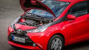 Silniki Toyoty: benzyniaki pewniejsze!
