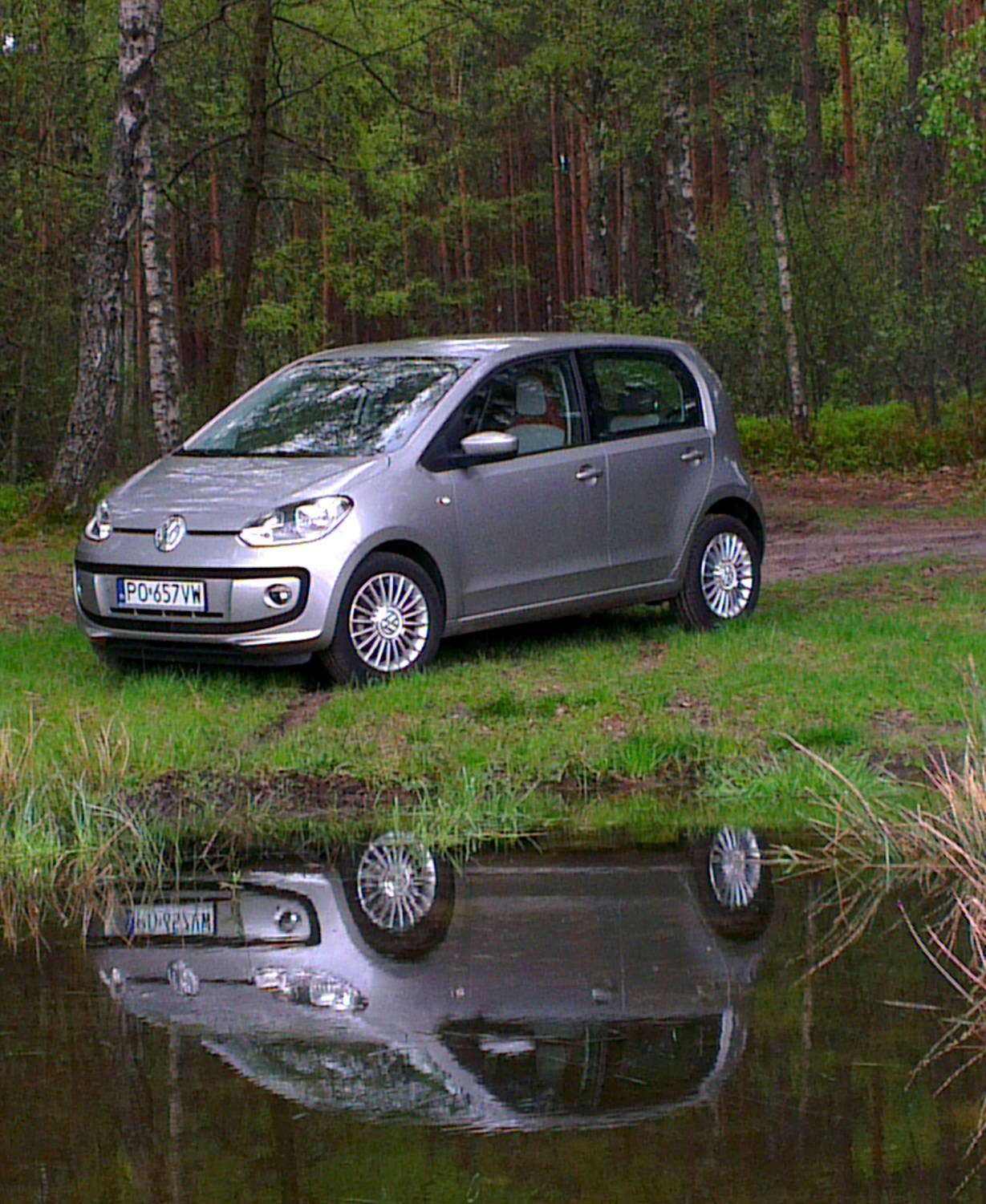1. Volkswagen up!