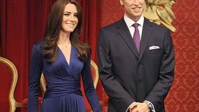 Woskowe figury księżnej Catherine i księcia Williama - podobni?