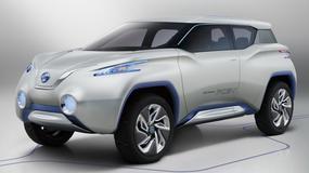 Tokio 2017: nowy SUV Nissana z napędem elektrycznym