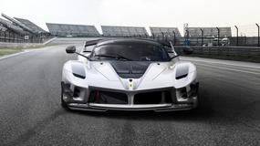 Tylko dla wybranych. Nowa odsłona Ferrari FXX-K
