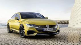 Geneva 2017: wjeżdża luksusowy Volkswagen Arteon